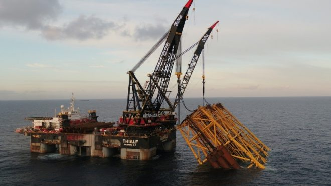 Kværner i Verdal har valgt Alustar Systemstillas til Johan Sverdrup